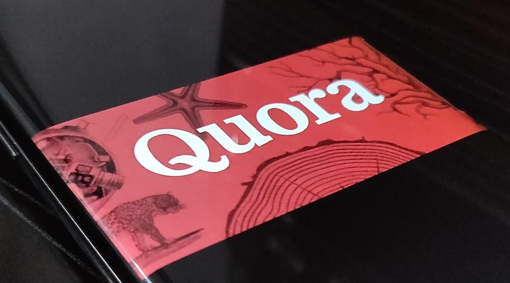 Quora Space Earning Beta Program