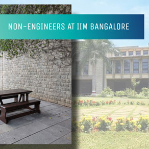 Revealed: Are non-engineers preferred at IIM Bangalore?
