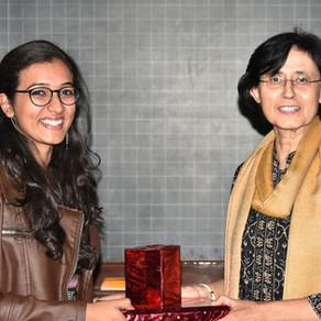 PGP-FABM Program at IIM Ahmedabad - A Student's Perspective ft. Medha Narang