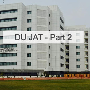 DU JAT Exam: Pattern, Books, Difficulty & More..