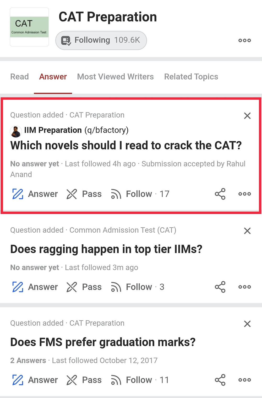 Generating Blog Topic