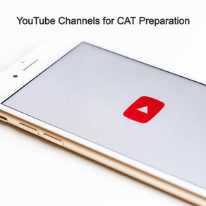 Best YouTube Channels for CAT Preparation