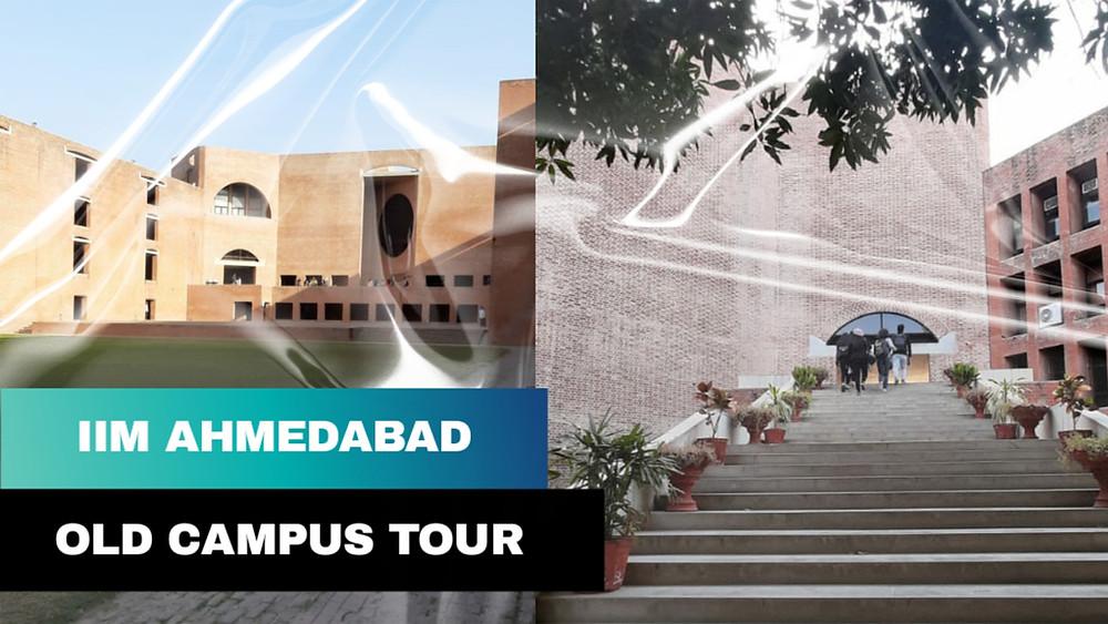 IIM Ahmedabad Campus Tour