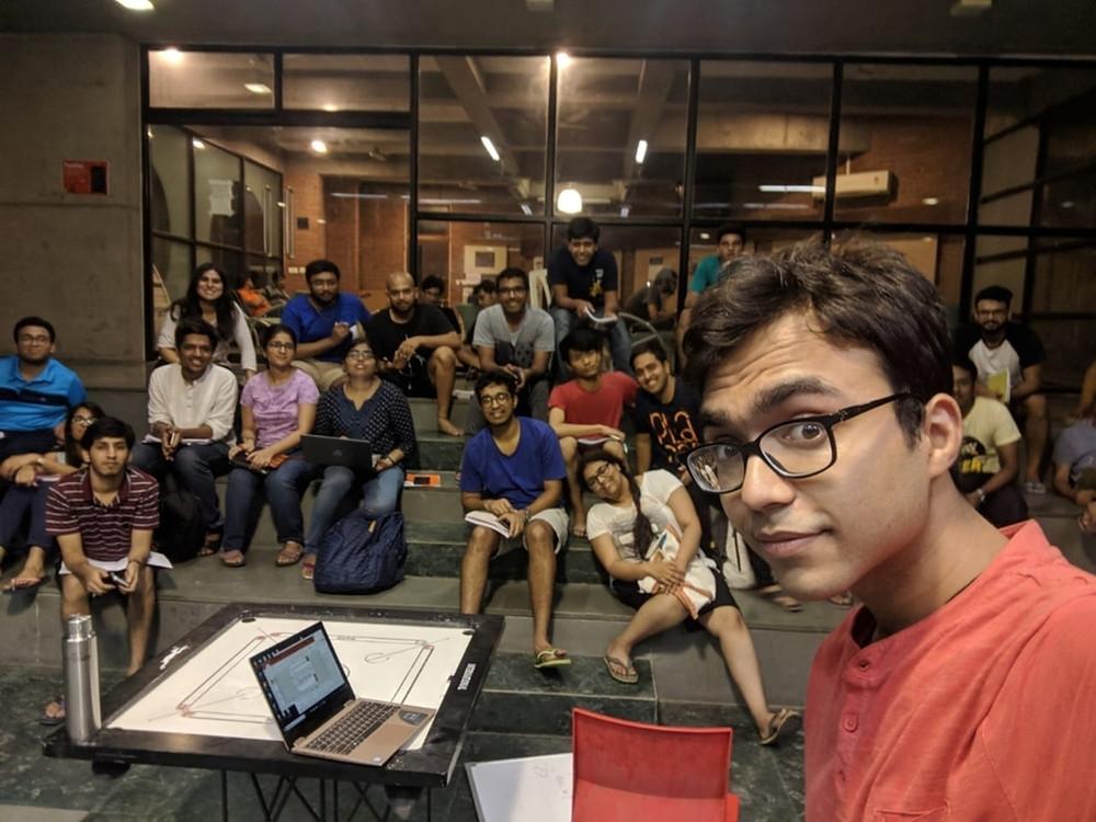 Aaditya Agarwal's Consulting Workshop