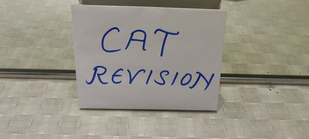 CAT 2020 Revision