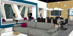 Motor City Masters, Lounge Rendering