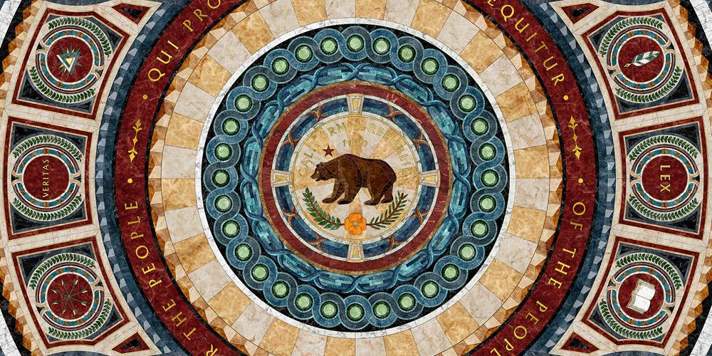 Goliath, Courtroom Floor Graphics