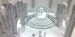 The Quest, Hall of Fates White Model