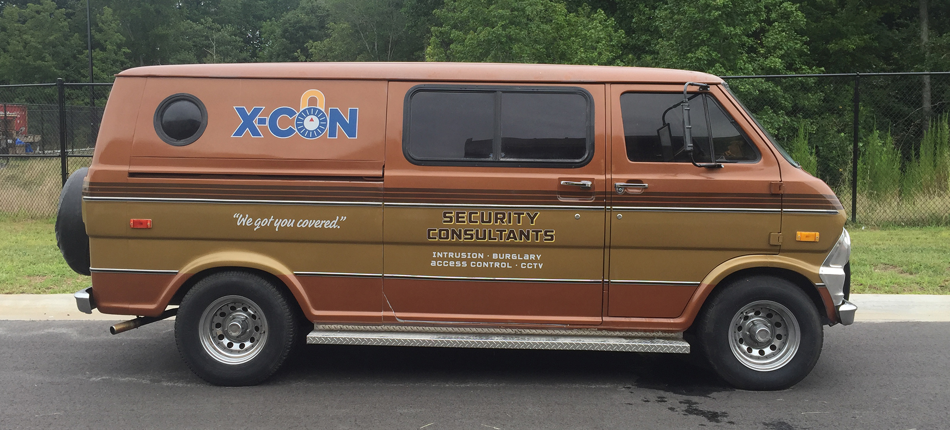 X-Con Van