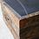 Thumbnail: 解体材と継石のローテーブル【ブルータス】一点物