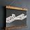 Thumbnail: 絵本も飾れる解体材のフレーム【リーガル】