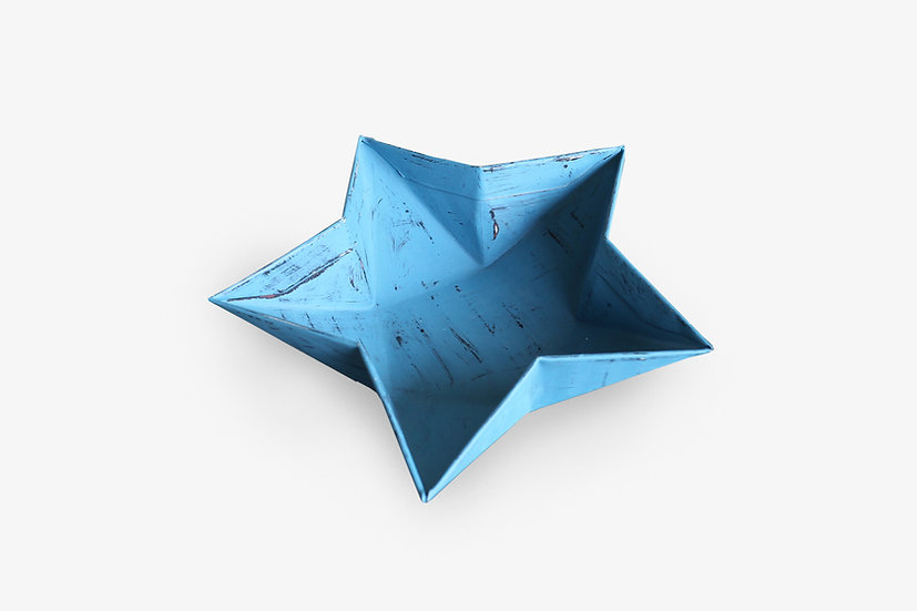 【2wayバーンスター|ブルー】金属屋根のガルバーンスター