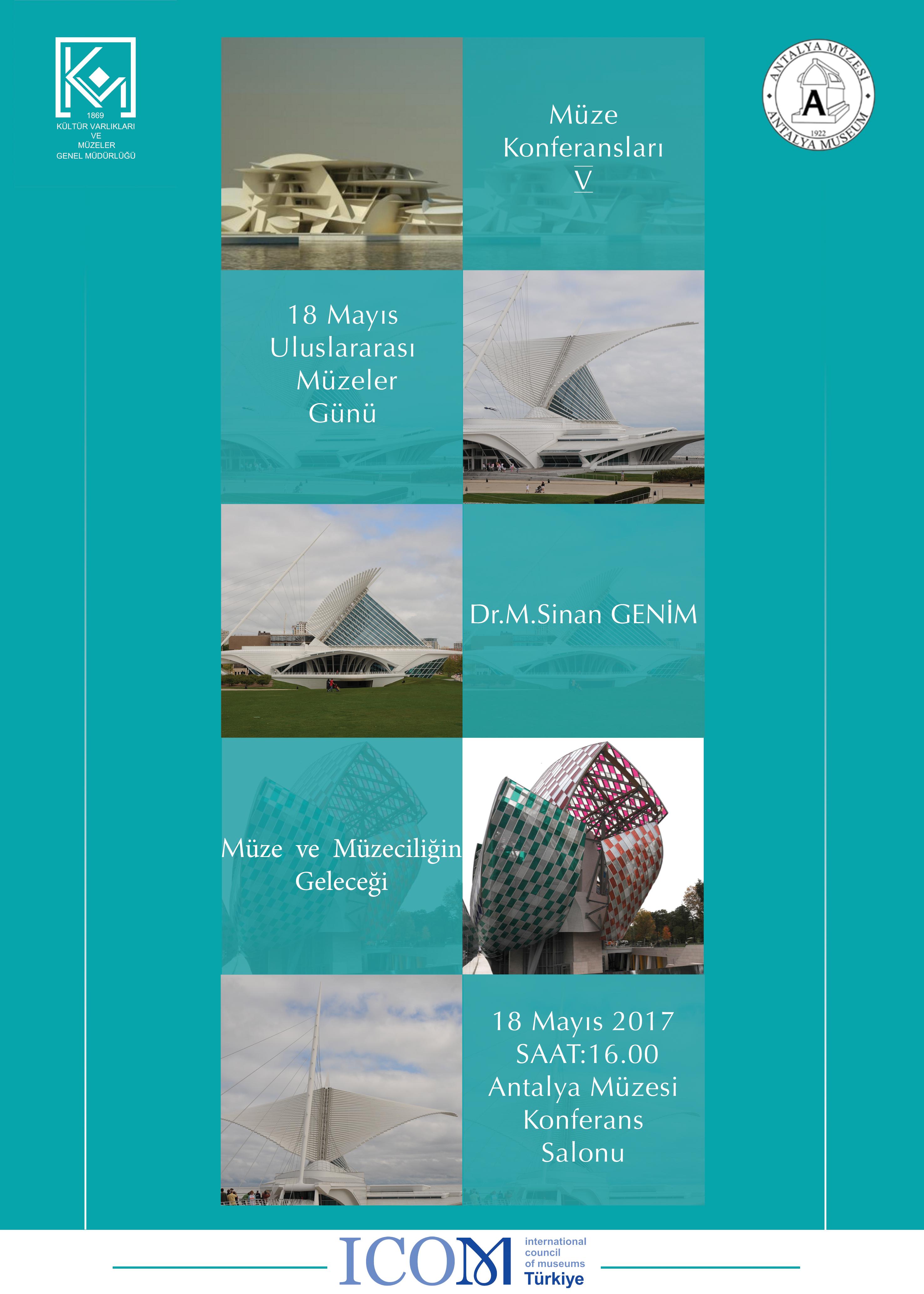 Antalya müzesi afişi 1