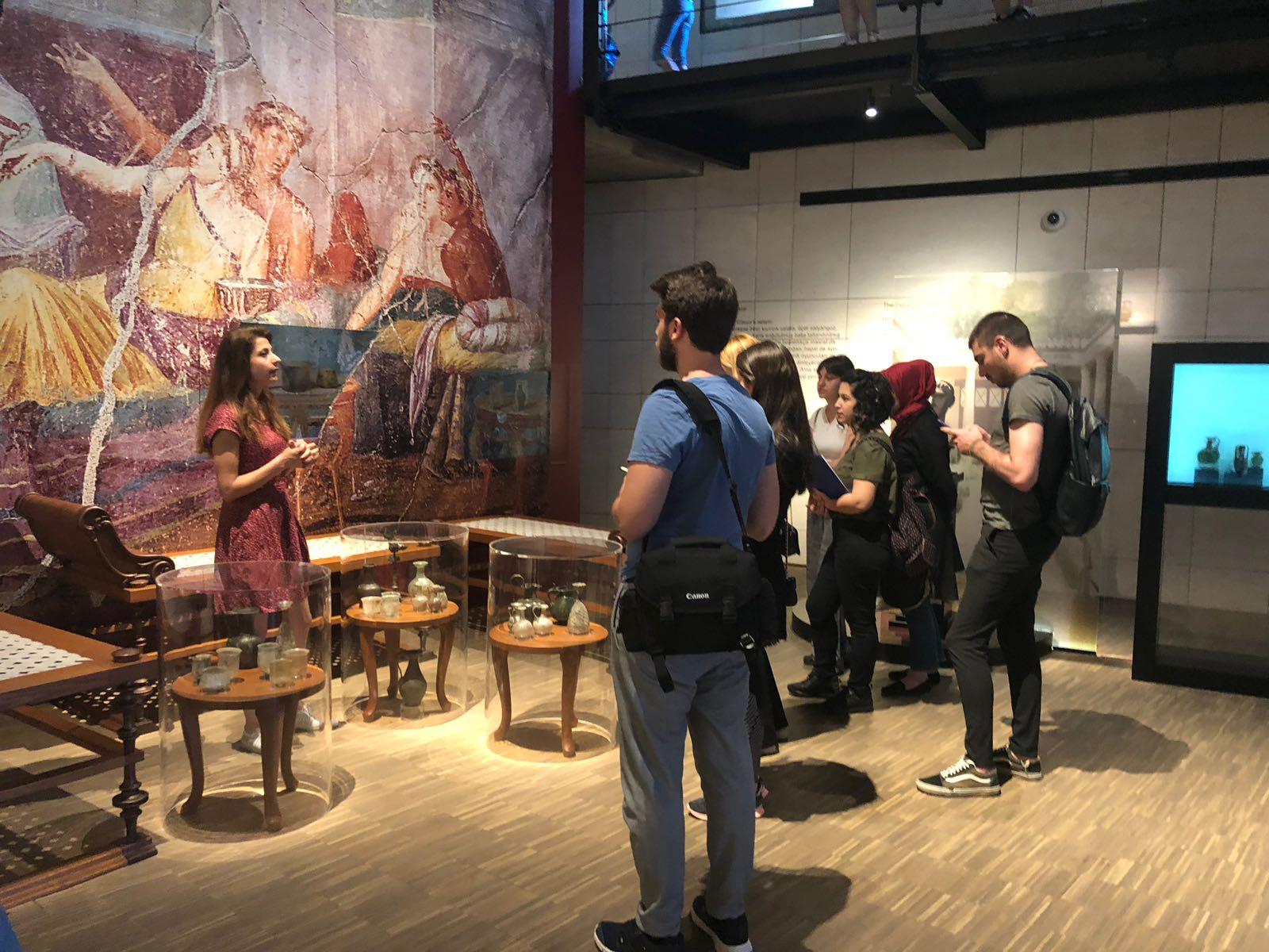 Erimtan müzesi tanıtımı