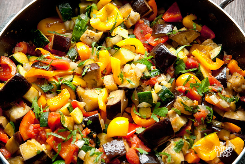 Ratatouille: A Colourful, Delicious Mélange of Vegetables
