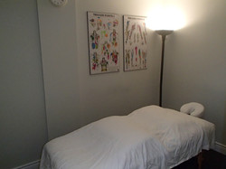 Massage Therapy & Acupuncture Room