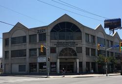 Keele-Ingram Professional Centre