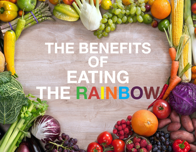 Eat The Rainbow