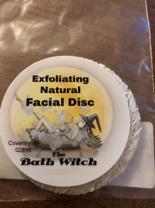 Natural Exfoliation Facial Disc