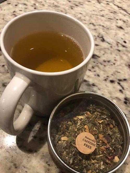 Organic Tea Blends