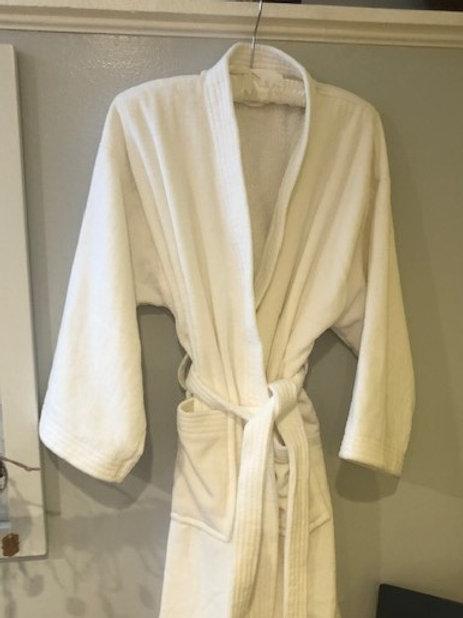 Luxury Spa Robes Kimono style