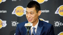 Jeremy Lin Lakers Press Confrence