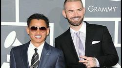 Johnny Dang and Paul Wall