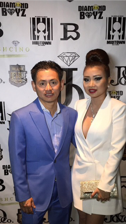 Johnny Dang and his Wife