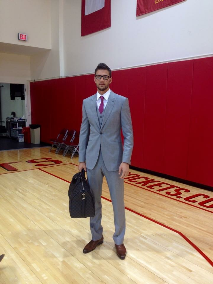 Chandler Parsons ESPN Magazine Shoot