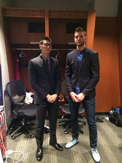 Lin and Parsons Mean Mugging