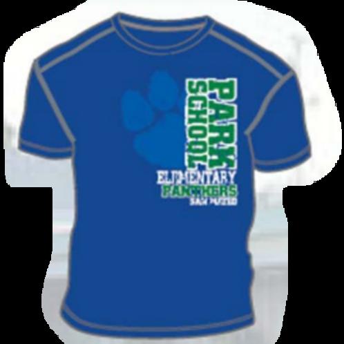 Youth T-shirt (Blue)