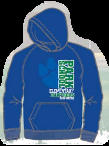 Adult Hoodie (Blue)