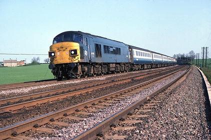 45132 at Sandridge 18th May 1977 - Tony