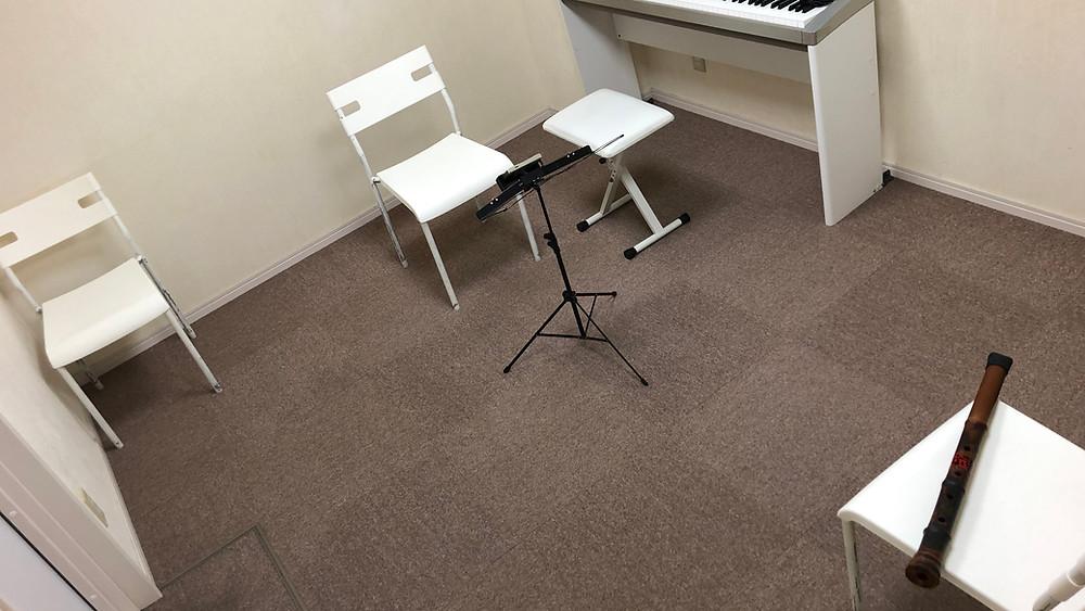イロリムラ音楽室(川崎貴久尺八教室 大阪教室稽古場)