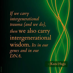 Healing our DNA