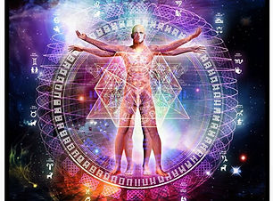 The universal human being - energetic bo