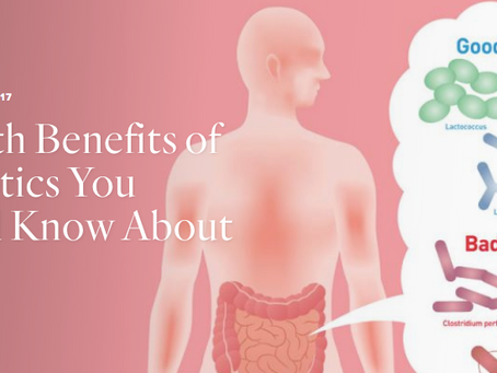 5 Health Benefits of Probiotics You Should Know About!