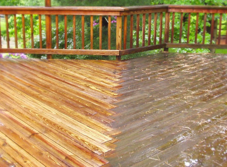 Do You Need an Energetic Power Wash?