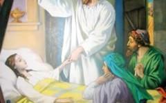 Unção dos Doentes não é presságio de morte, mas Cristo que dá a mão a quem sofre, sublinha papa Fran