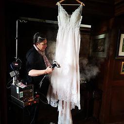 Dressed by Christine bridal wedding dres