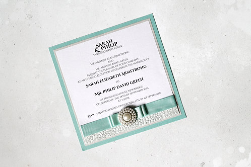 Ailsa Evening Invitation