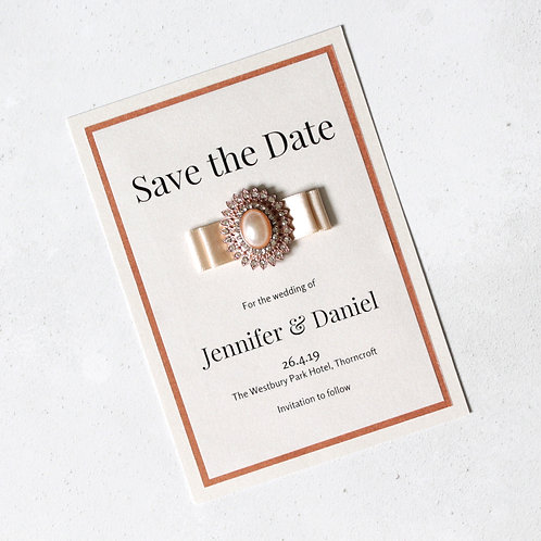Save the Date - Luxury