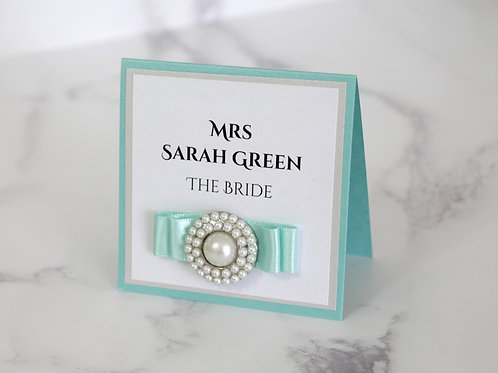 Ailsa Place Card - Luxury