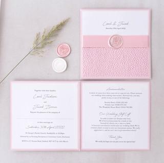 luxury wedding invitations fife