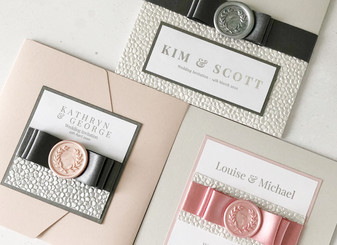 Handmade Wedding Invitations - Where to start with your Wedding Invites