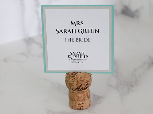 Ailsa, Stacey & Lindsay Place Cards - Sophisticated