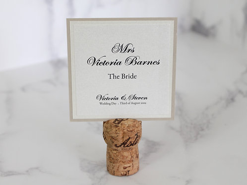Lindsay Place Card - Sophisticated
