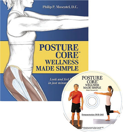Posture Core Wellness Made Simple. Digital pdf