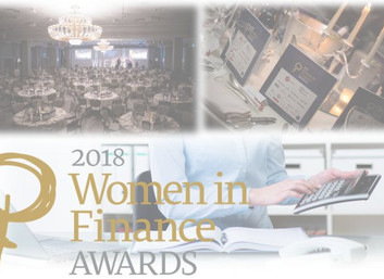 Nominate a stand-out achiever in financial services today