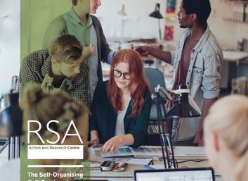 The Self-Organising Self-Employed